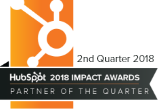 HubSpot Impact Awards - Q2 2018