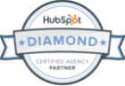 HubSpot diamond_partner_logo