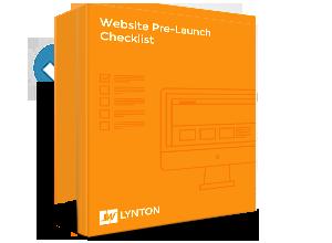 LyntonWeb Pre Launch Checklist